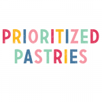 prioiritized pastries